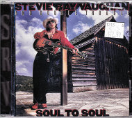 Stevie Ray Vaughan & Double Trouble CD