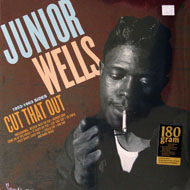 "Junior Wells Vinyl 12"" (New)"