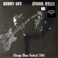 "Buddy Guy & Junior Wells Vinyl 12"" (New)"