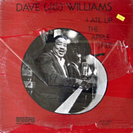 "Dave ""Fat Man"" Williams Vinyl 12"" (New)"