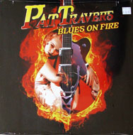 "Pat Travers Vinyl 12"" (New)"