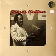 "James Cotton Vinyl 12"" (New)"
