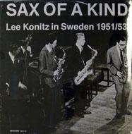 """Lee Konitz Vinyl 12"""" (Used)"""