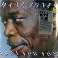 "Hank Jones Vinyl 12"" (New)"