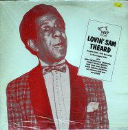 "Sam Theard Vinyl 12"" (Used)"