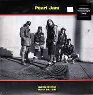 "Pearl Jam Vinyl 12"" (New)"