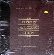 "The Greatest Jazz Recordings Of All Time Vinyl 12"" (New)"