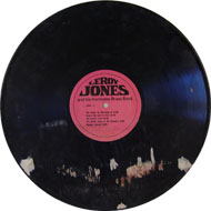"Leroy Jones, Jr. Vinyl 12"" (Used)"