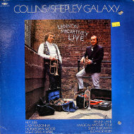 "Collins/Shepley Galaxy Vinyl 12"" (Used)"