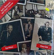"""The Earl Hines Quartet / TheCozy ColeSeptet Vinyl 12"""" (New)"""