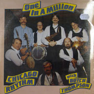 "Chicago Rhythm / Butch Thompson Vinyl 12"" (New)"
