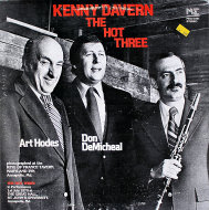 "Kenny Davern / Art Hodes / Don DeMichael Vinyl 12"" (Used)"
