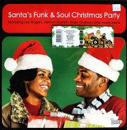 "Santa's Funk & Soul Christmas Party Vinyl 12"" (New)"