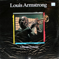 "Louis Armstrong Vinyl 12"" (New)"
