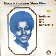 "Beverly Cosham Vinyl 12"" (New)"
