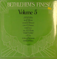 "Bethlehem's Finest: Volume 5 Vinyl 12"" (New)"