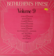 "Bethlehem's Finest: Volume 9 Vinyl 12"" (Used)"