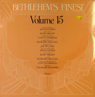 "Bethlehem's Finest: Volume 15 Vinyl 12"" (New)"