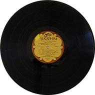 "The B.B.C. Symphony Orchestra Vinyl 12"" (Used)"