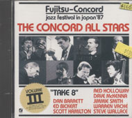 The Concord All Stars CD