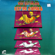 "Elvin Jones Vinyl 12"" (New)"