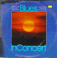 "Blues In Concert Vinyl 12"" (Used)"