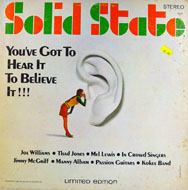 """Solid State Vinyl 12"""" (Used)"""