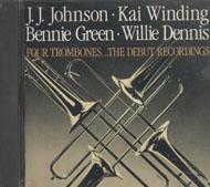 J.J. Johnson / Kai Winding / Bennie Green / Willie Dennis CD