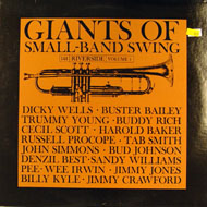 "Giants of Small-Band Swing Volume 1 Vinyl 12"" (Used)"