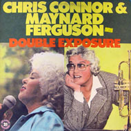 "Chris Connor & Maynard Ferguson Vinyl 12"" (Used)"