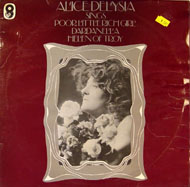 "Alice Delysia Vinyl 12"" (Used)"