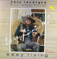 "Tony Lavorgna & His Redeye Quartet Vinyl 12"" (Used)"