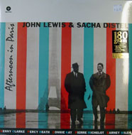 """John Lewis Vinyl 12"""" (New)"""
