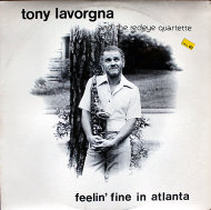 "Tony Lavorgna And The Redeye Quartette Vinyl 12"" (New)"