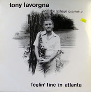 "Tony Lavorgna And The Redeye Quartette Vinyl 12"" (Used)"