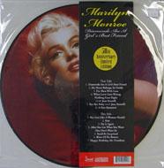 "Marilyn Monroe Vinyl 12"" (New)"