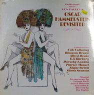 """Ben Bagley's Oscar Hammerstein Revisted Vinyl 12"""" (New)"""