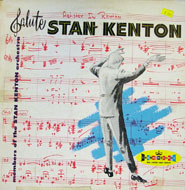 "Members Of The Stan Kenton Orchestra Vinyl 12"" (Used)"