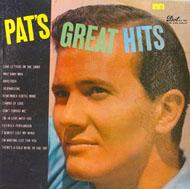 "Pat Boone Vinyl 12"" (Used)"
