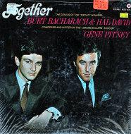 "Burt Bacharach / Hal David / Gene Pitney Vinyl 12"" (Used)"