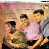 "Peters Sisters / Virginia Vee Vinyl 12"" (Used)"