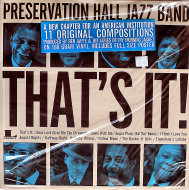 "Preservation Hall Jazz Band Vinyl 12"" (New)"