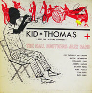 "Kid Thomas And The Algiers Stompers Vinyl 12"" (Used)"