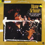 "Diane Schuur & The Count Basie Orchestra Vinyl 12"" (Used)"