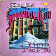 "Ophelia Ragtime Orchestra Vinyl 12"" (New)"