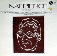 """Nat Pierce Orchestra Vinyl 12"""" (Used)"""