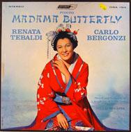 "Madama Butterfly Vinyl 12"" (Used)"