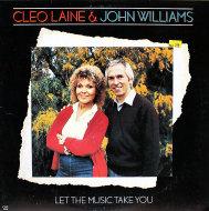 """Cleo Laine & John Williams Vinyl 12"""" (Used)"""