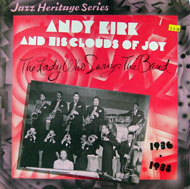 """Andy Kirk And His Clouds Of Joy Vinyl 12"""" (Used)"""