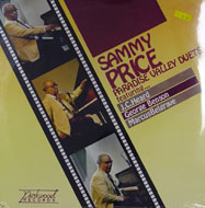 "Sammy Price Vinyl 12"" (New)"